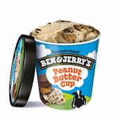 Ben&Jerry's Peanut Burger Cup