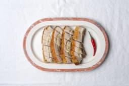R7 Poitrine de porc laquée croustillante