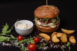 Gemeni Burger Italian