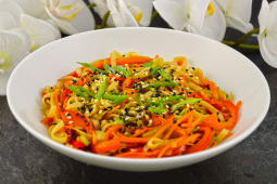 Удон з овочами (300г)