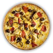 Pizza Verdures Confitades (petita)