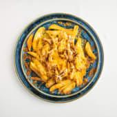 Smoky Cheese Fries