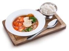 """Тайский суп """"Том-ям"""""""