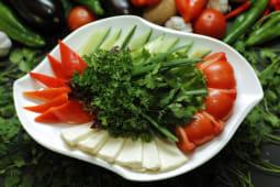 Асорти овощное