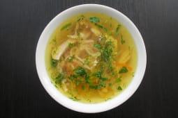 Суп-лапша по-домашнему