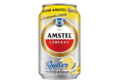 Amstel Limón (330 ml.)