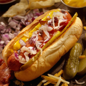 Gran Hot Dog Clásico