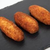 Croquetas de pollo asado (1 ud.)