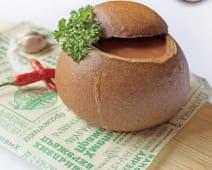 Чешский суп гуляшевка