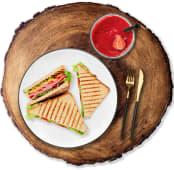 Comida 3 Sandwiches + Bebida