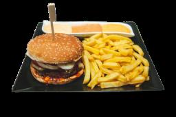 Pretty Spicy Burger