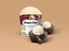 Häagen-Dazs Celebration (2 Chocolate Souffle + 1 pint)