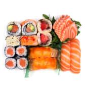 Salmon Lovers (18 Peças)
