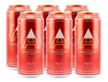 Andes roja (6 uds.) lata (473 cc.)