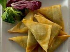 Harumaki de curry (8 uds.)