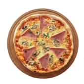 პიცა პროშუტო ფუნგი