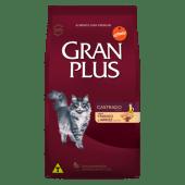 Gran Plus Gato Adulto Castrado Sabor Pollo & Arroz 10 Kg