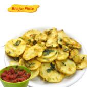 Bhajia plate