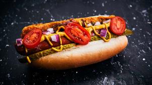 Brunch Hot dog