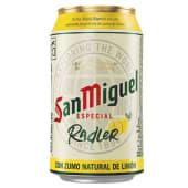 San Miguel Radler 33cl.