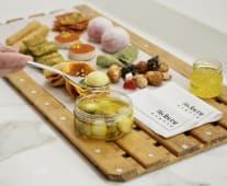 Caja de snacks para compartir y disfrutar para dos personas