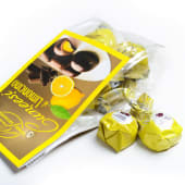 Cioccolatini Cuneesi al Limoncello gr.200