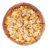 Pizza Serowy benek 40cm mega
