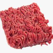 Carne tocata de manzat