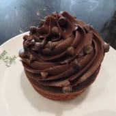 Dark Chocolate Muffin (porción)