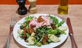 Salade Pizza Rustica (box 350g)