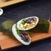 Burrito teriyaki (2 uds.)