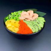 Поке-боул з креветкою (340г)