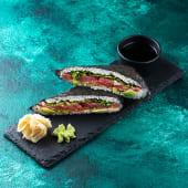 Сендвіч рисовий з тунцем (195\30г)