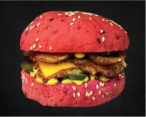 Гаваї бургер (250г)