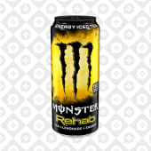 Monster Rehab Iced Tea