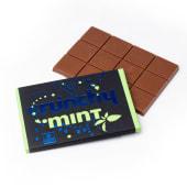Čokolada Crunchy mint