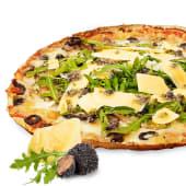 Pizza cu Rucola şi Salsa cu Trufe