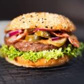 Teriyaki Burger 335g
