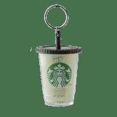 Llavero Cold cup detalle dorado