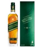 Whisky JW Green Label 750 ml
