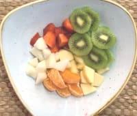 Frutas frescas del día
