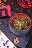 Лобіо гаряче з червоної квасолі в гострому соусі (250г)