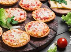 Pizzeta Margherita (1 ud.)