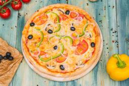 Піца Вегетаріанська (610г)