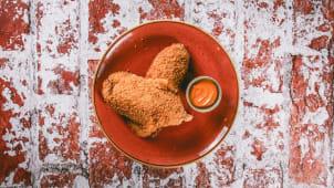 Pohana piletina u cornflakesu