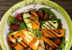Pomodorini & quinoa