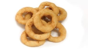 Onion rings (8 komada)