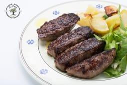 Hamburger Di Podolica