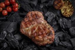 Стейк з ошийка свинини гриль (250г)