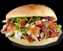 Doner Kebab - Carne e Frango